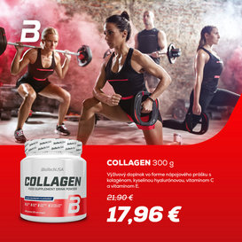 COLLAGEN 300 g so zľavou 18%!